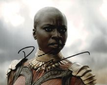 Danai Gurira Autograph Signed Photo - Black Panther